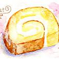 エフラットのロールケーキ