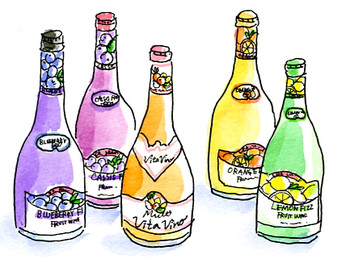 フルーツワイン